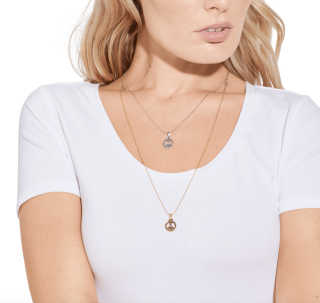 World Peace Necklace | $38