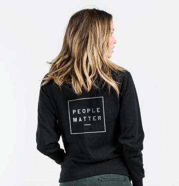 People Matter Hoodie | $26