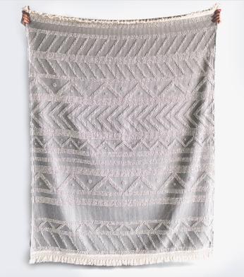 Darling Gray Throw | $119