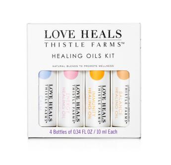 Healing Essential Oils Kit | $40